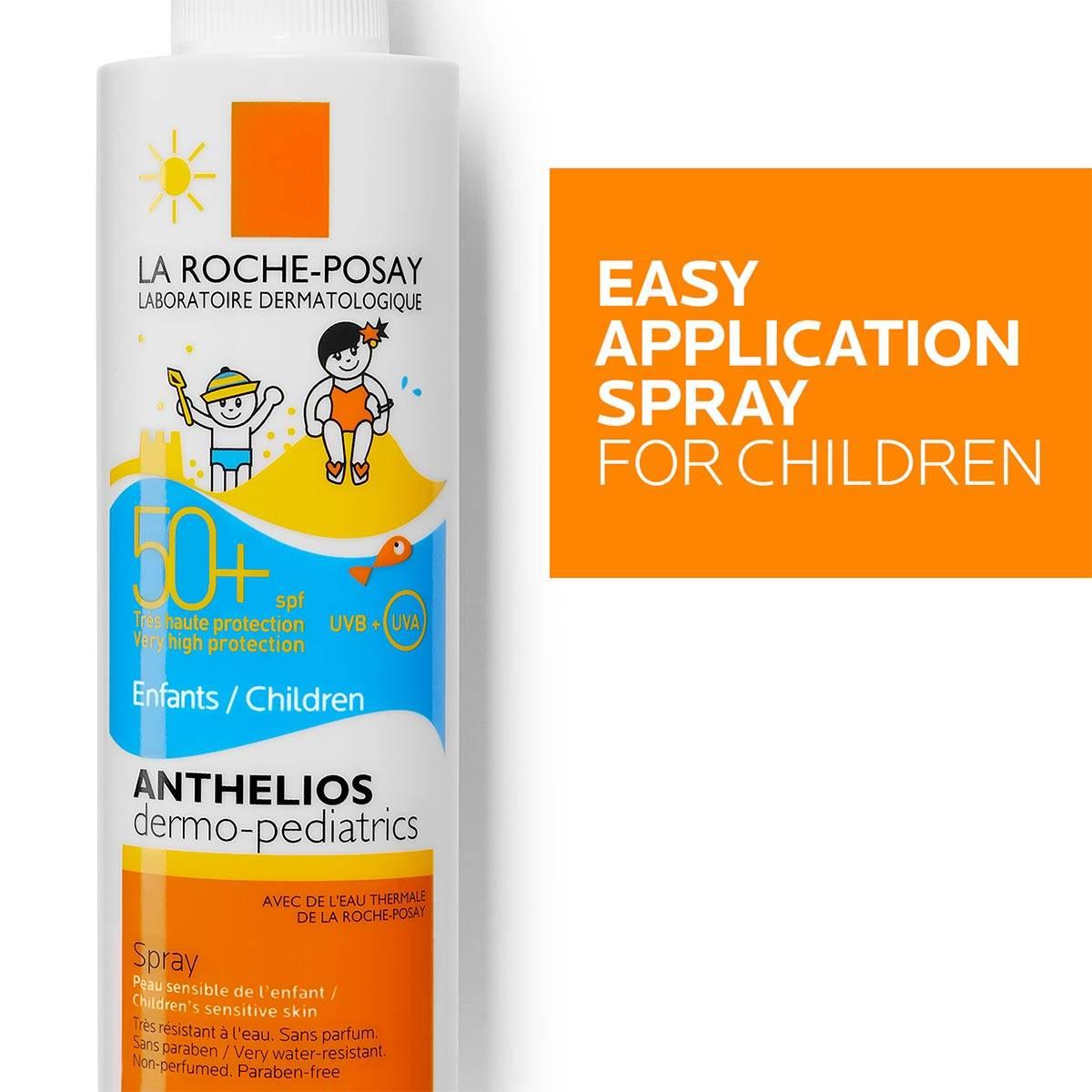 La Roche Posay ProductPage Sun Anthelios DP Spray Spf50 200ml 33378724