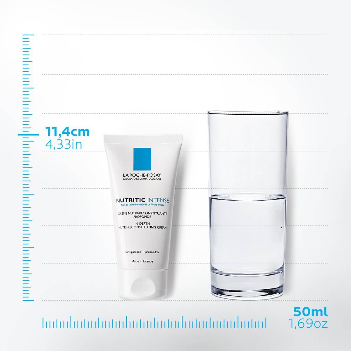 La Roche Posay ProductPage Face Care Nutritic Intense Cream 50ml 33378