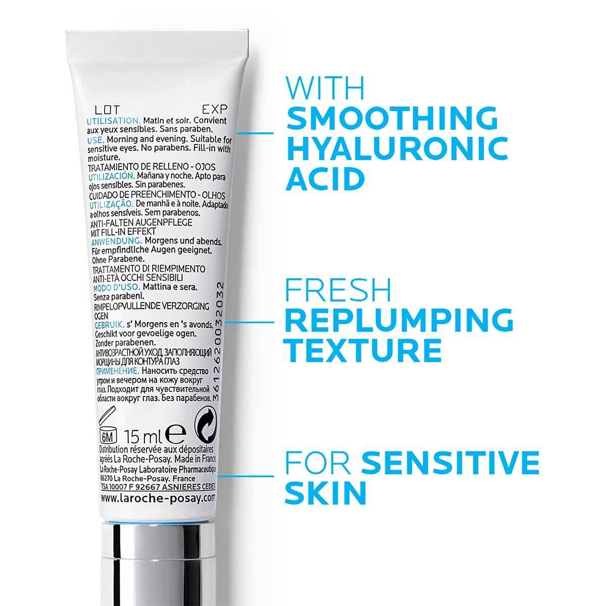 La Roche posay vitamin C anti-wrinkles eye cream